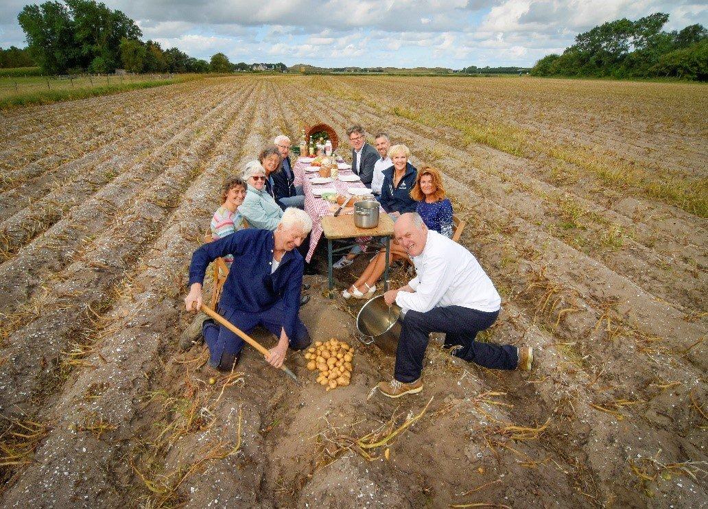 Start verbinding zorg en agri op Texel