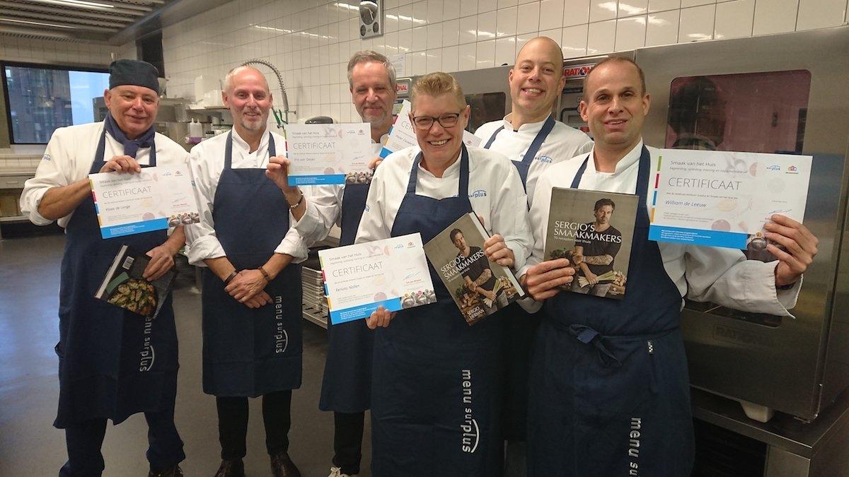 Surplus-Smaak-van-het-huis-chefs-Certificaat